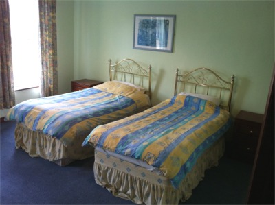 Twin Room Tyrconnell Apartments Bundoran